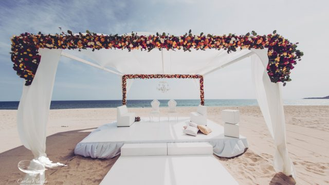 Chuppahs Los Cabos Weddings and Events Services Emporio Arte Floral