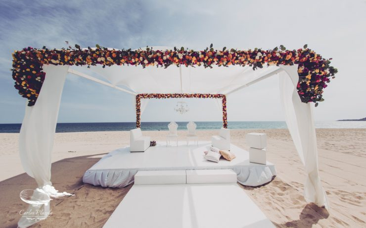 Chuppahs Los Cabos Weddings and Events Services Emporio Arte Floral